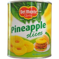Delmonte Pineapple Slices , 840 Gm Pack
