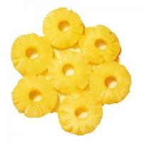 Navya Pineapple Slices , 800 Gm Pack