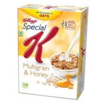Kelloggs Cornflakes  Special K - Multigrain & Honey , 435GM