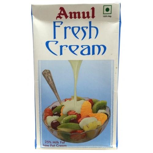 Amul - Fresh Cream