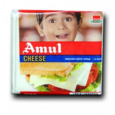 Amul Cheese - Slices, 10 Slices Pack
