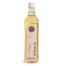 Dear Earth Organic Soyabean Oil, 1 Ltr