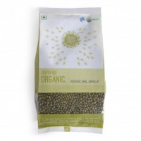Dear Earth Organic Moong Dal Whole