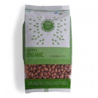 Dear Earth Organic Raw Peanuts