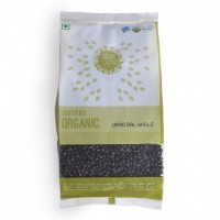 Dear Earth Organic Urad  ( Whole )