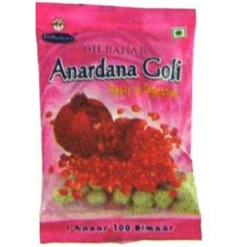 Dilbahar Anardana Goli , 100 Gm pack