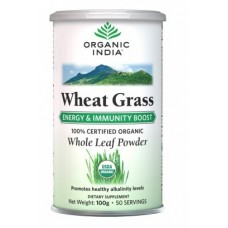 Wheat Grass - Organic India, 100 GM