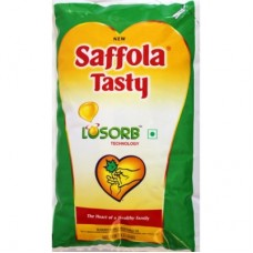 Saffola OIl - Tasty , 1 Lt Pouch
