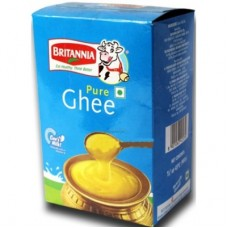 Britannia Pure Ghee - Cow Milk , 1 Lt Pack