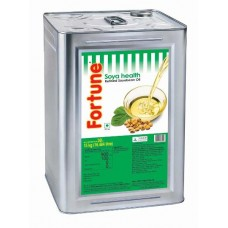 Fortune Refined Oil - Soyabean , 15 Kg (16.5 Litre)