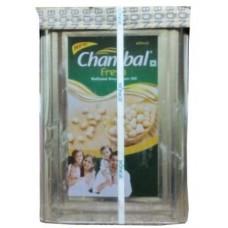Chambal Refined Oil - Soya Bean , 15KG (16.5 Litre)