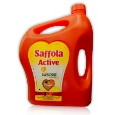 Saffola Oil - Active , 5 Ltr Can