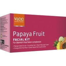 Vlcc Facial Kit - Papaya Fruit  56.6GM