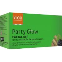 Vlcc Facial Kit - Party Glow  90GM