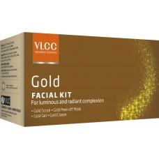 Vlcc Facial Kit - Gold 70GM