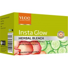 Vlcc Insta Glow Bleach - Herbal