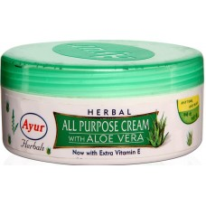 Ayur Herbals All Purpose Cream - Aloe Veera