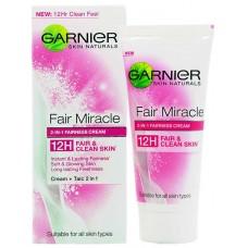 Garnier Fairness Cream - Fair Miracle