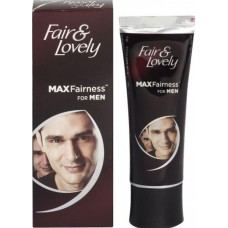 Fair & Lovely Max Fairness Cream - For Men