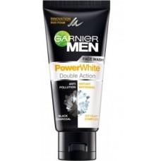 Garnier Men Face Wash - PowerWhite, 100 GM