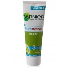 Garnier facewash - Pure Active Neem