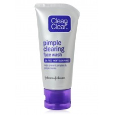 Clean & Clear facewash - Pimple Clearing