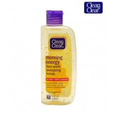 Clean & Clear Morning Energy face Wash - Lemon