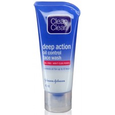 Clean & Clear facewash - Oil Control