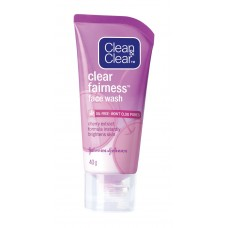 Clean & Clear facewash - Fairness