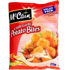 Mccain Potato Bites - Chilli Garlic