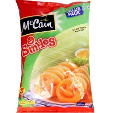 Mccain Smiles - Crispy Happy Potatoes