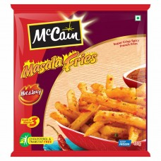 Mccain Masala Fries - Hot & Spicy , 400 Gm Pack