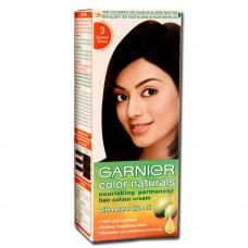 Garnier Colour Naturals - Darkest Brown 3