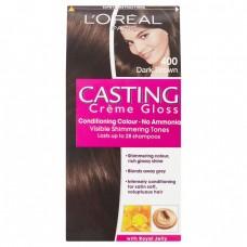Loreal Casting Creme Gloss - Dark Brown 400