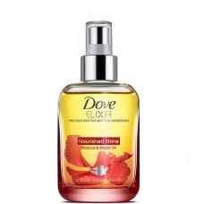 Dove Hair Oil - Nourished Shine