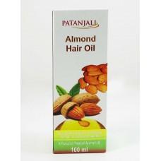 Patanjali Hair Oil - Almond, 100 ML