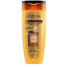 Loreal Paris Shampoo - 6 Oil Nourish