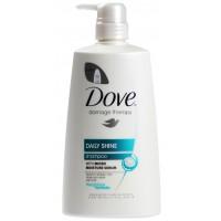 Dove Shampoo - Daily Shine 650 ML Pump Bottle