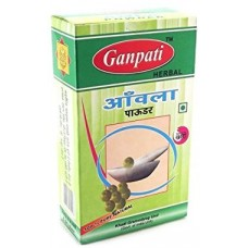 Ganpati Harbal - Amla Powder, 200GM