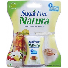 Sugar Free Natura - Sweetener Tablets , 200 Pcs
