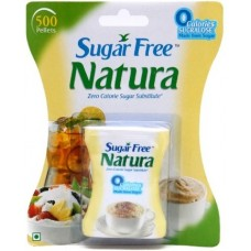 Sugar Free Natura - Sweetener Tablets , 500 Pcs