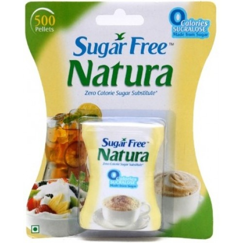 Sugar Free Natura - Sweetener Tablets , 500 Pcs