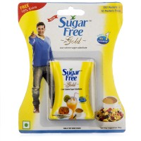 Sugar Free Gold - Sweetener Tablets , 100 Pcs