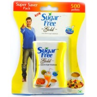Sugar Free Gold - Sweetener Tablets , 500 Pcs