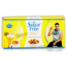 Sugar Free Gold - Sweetener Sachets , 100 Pcs