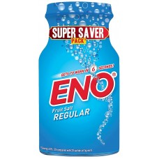 Eno Fruit Salt - Regular , 100 GM Jar