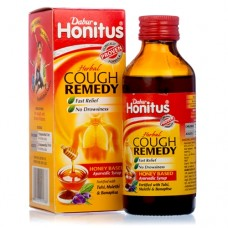 Dabur Syrup - Honitus (Cough Remedy) , 100 ML