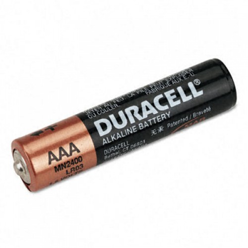 Duracell Alkaline Battery - AAA , 1 Pc
