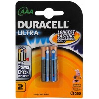 Duracell Ultra Battery - AAA , 2 Pc Pack