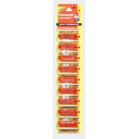 Panasonic Gold Plus - AA , Pack of 10 Pcs